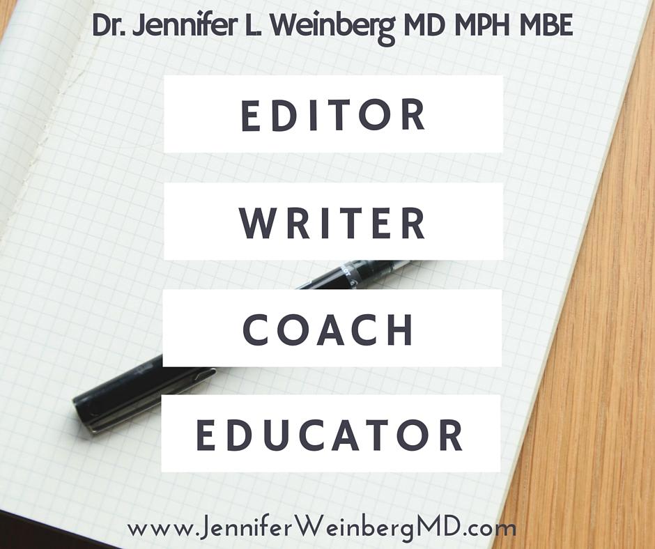 Dr. Jennifer Weinberg_Editor