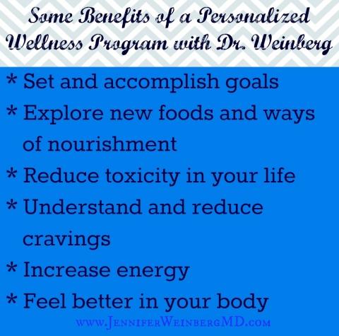 benefits of working c Dr. Weinberg c website