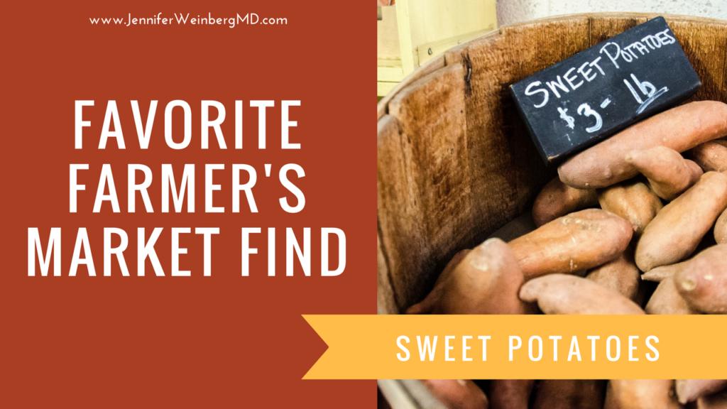 September 2017 Favorites Sweet Potatoes