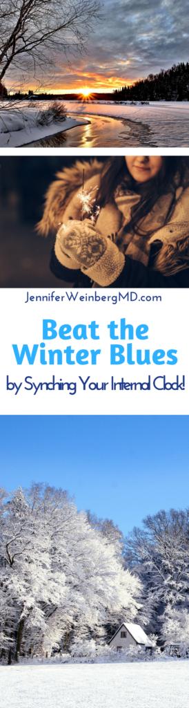 Avoid the Winter Blues Sync with Seasons #winterblues #winter #ciracdianrhythm #body #health #wellness #ayurveda #cold #season #medicine #science
